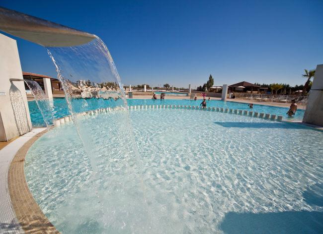 Vias, La Dragonniere, Main Pool