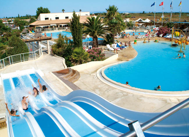 Vias, La Dragonniere, Waterpark