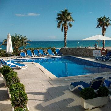 Cala Cristal - Outside Pool