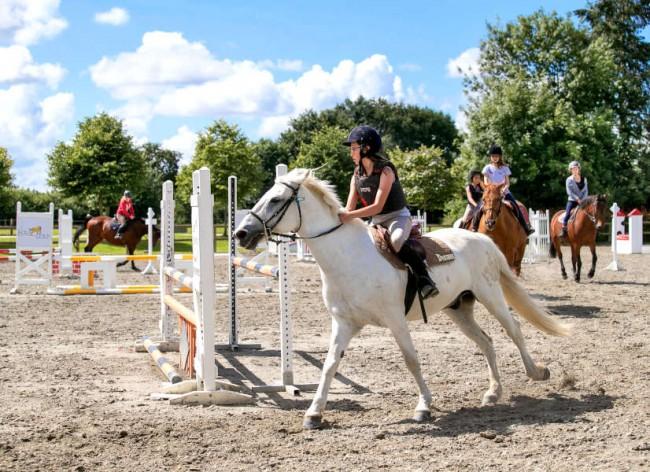 Domaine Des Ormes Equestrian 2 600h