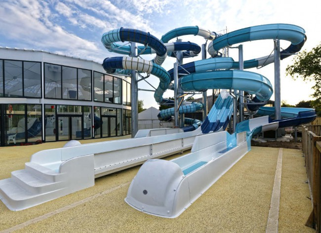 Firefly Holidays Beg Meil L'Atlantique Waterslides 600h