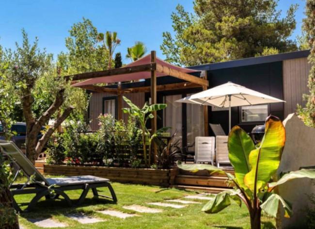 Les Sablons, Portiragnes Plage - Modern VIP camping homes & safari tents