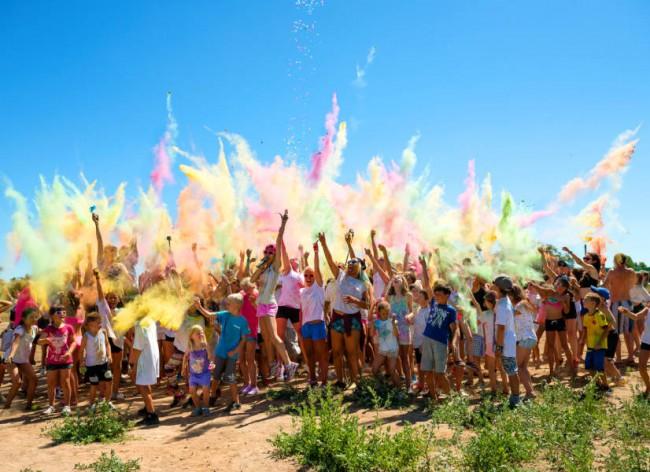 Les Sablons, Portiragnes Plage - Huge space for fun filled activities