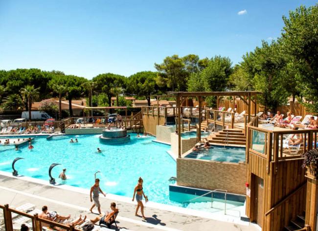 Les Sablons, Portiragnes Plage - Stunning spa pool complex