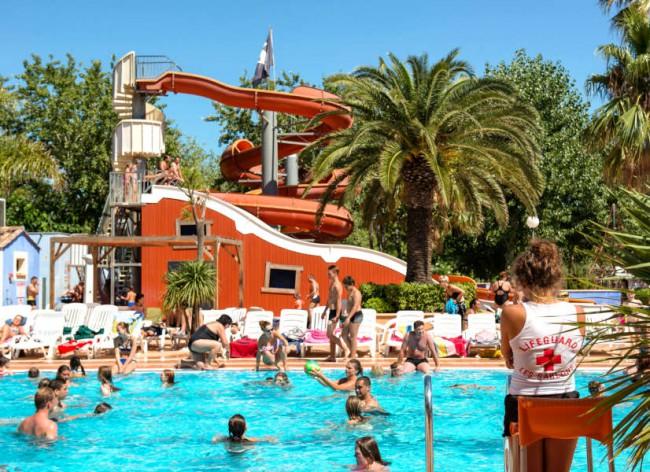 Les Sablons, Portiragnes Plage - Fab waterpark and waterslides