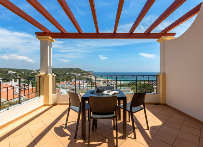 Firefly Holidays Salema Beach Village Balcony 600h