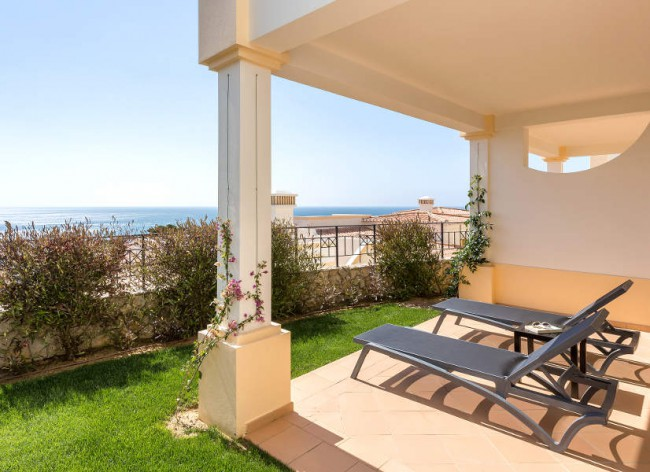 Firefly Holidays Salema Beach Village Garden Terrace 600h
