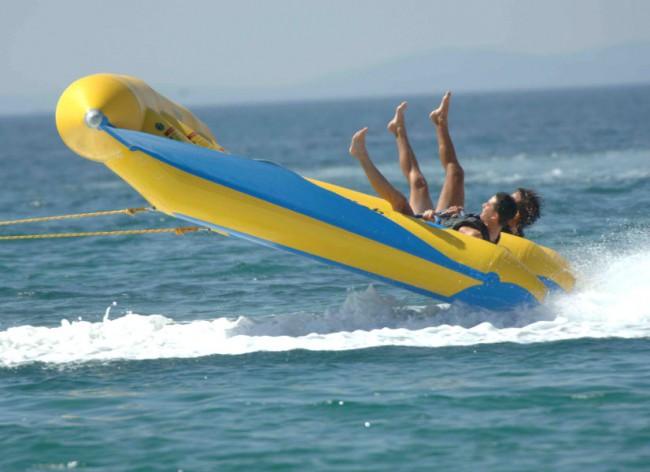 Firefly Holidays Zaton Resort Banana Boat 600h