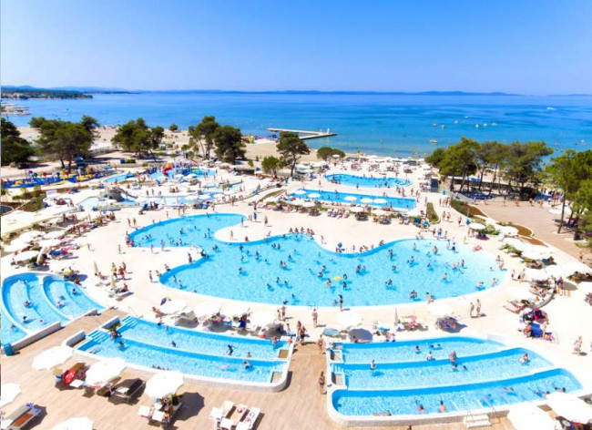 Firefly Holidays Zaton Resort Pool Complex 2 600h