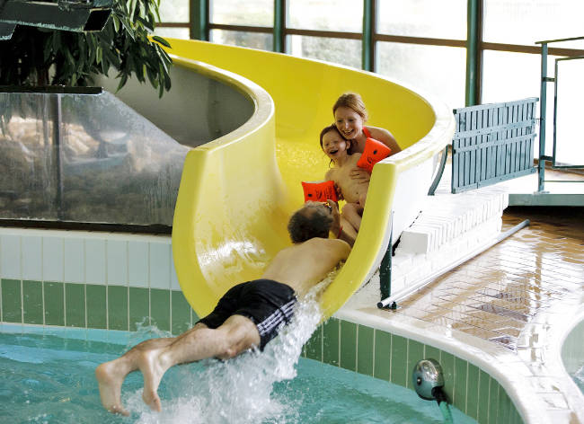 Belle Dune - Indoor Water Park