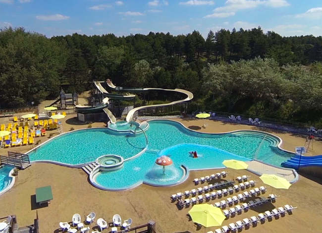 Belle Dune - Outdoor Waterpark