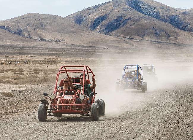Fuerteventura - Dune Buggies