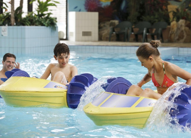 Normandy Garden - Indoor Water Activities