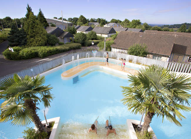 Normandy Garden - Outdoor Pool