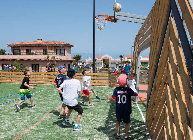 Origo Mare - Court Sports