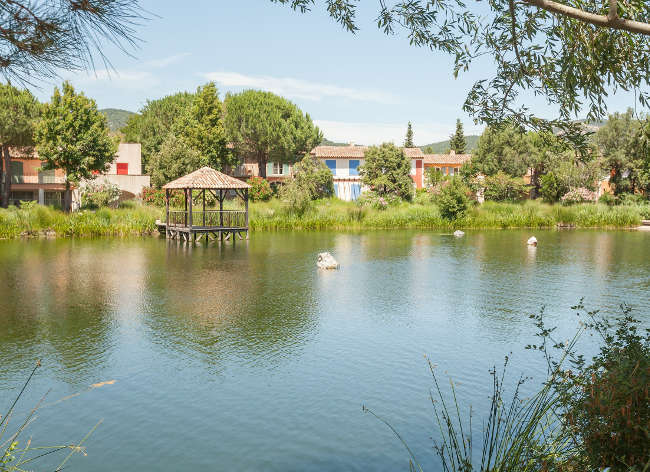 Port Grimaud, Les Restanques - Resort Lake