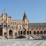 Seville, Fountain