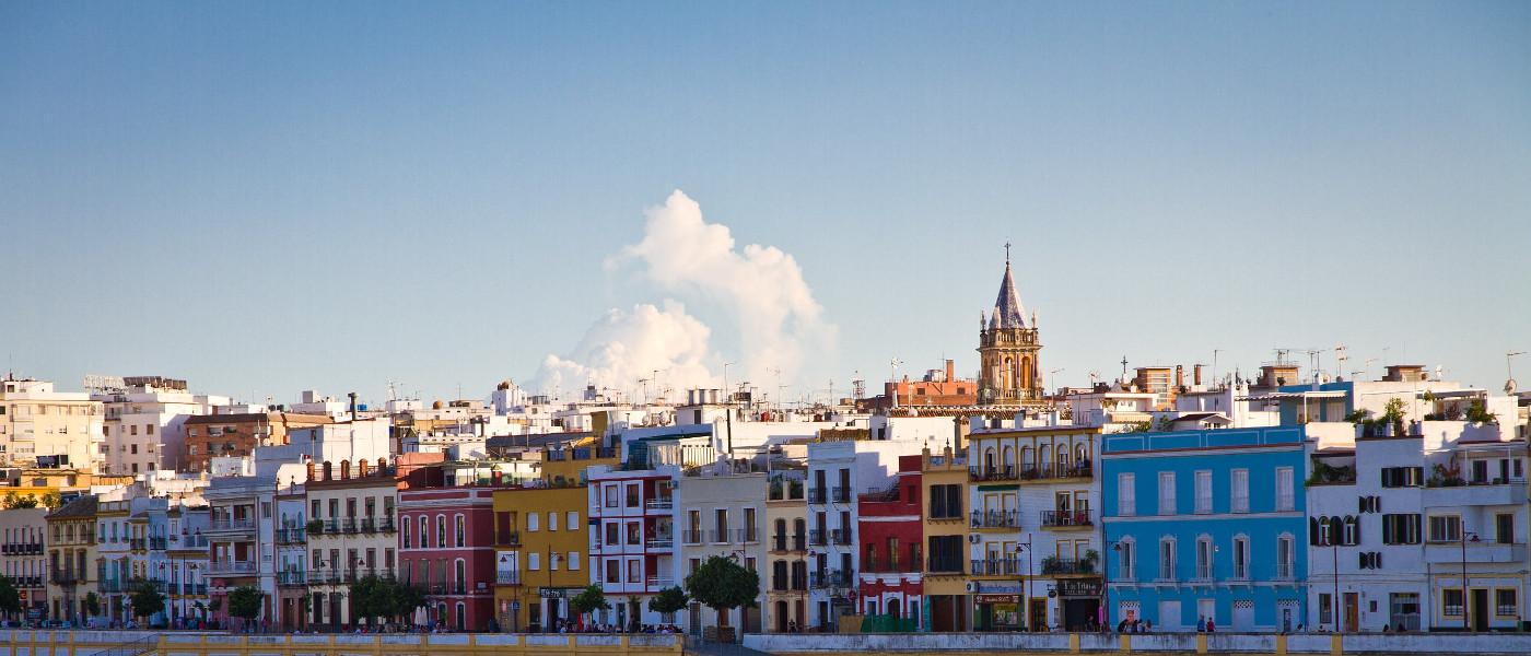 Seville Riverside View