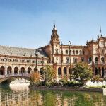 Seville Plaza de España Hero