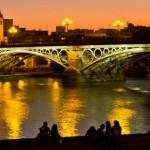 Seville, Puente de Isabel II
