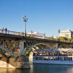 Seville, Puente de Isabel II (Triana)