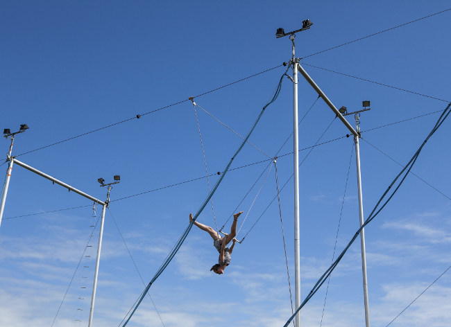 Port Bourgenay - Circus School