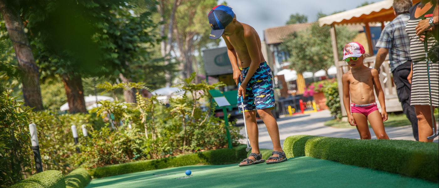 Altomincio Family Park Mini Golf