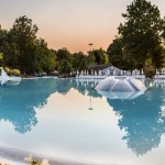 Altomincio Family Park Pool 1 Morning 2