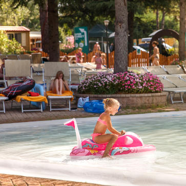 Altomincio Family Park Toddler Pool
