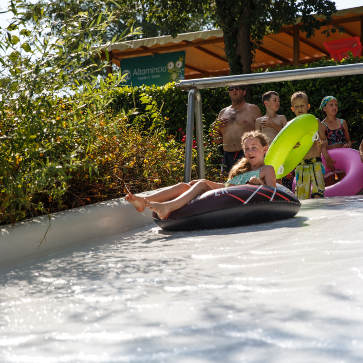 Altomincio Family Park Water slide