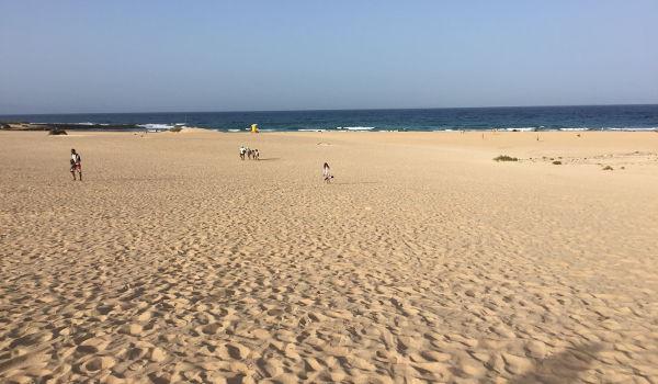 Corallejo Beach