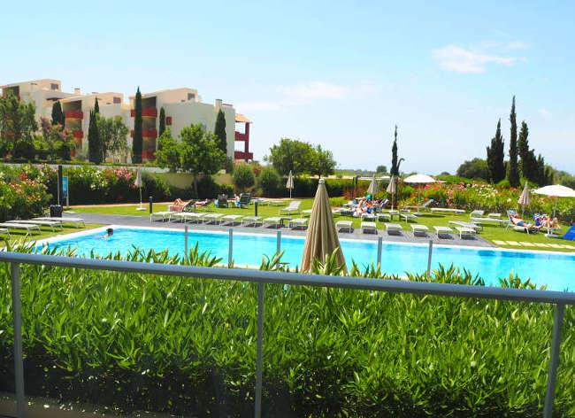 Firefly Holidays Laguna Resort Vilamoura Pool from Apartment 472h
