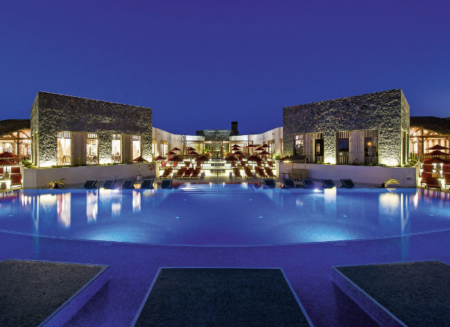 Fuerteventura, Origo Mare - Pool By Night