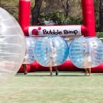 Holiday Green Bubble Bump