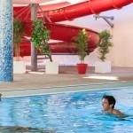 Holiday Green Indoor Pool