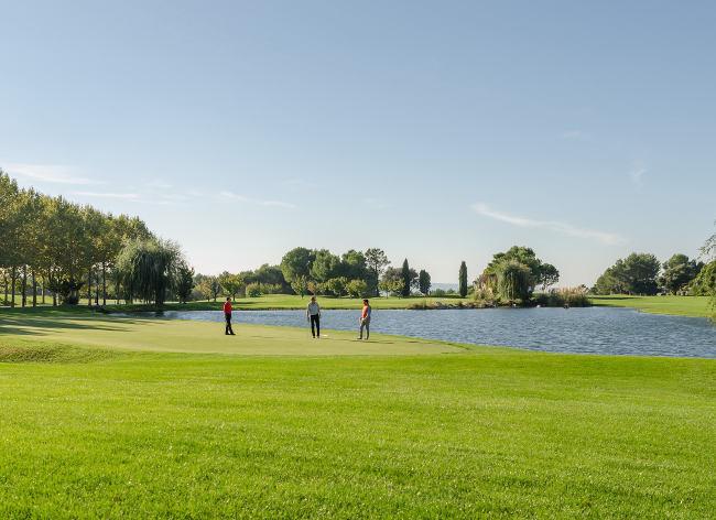 Mallemort, Pont Royal en Provence - Golf Lakes