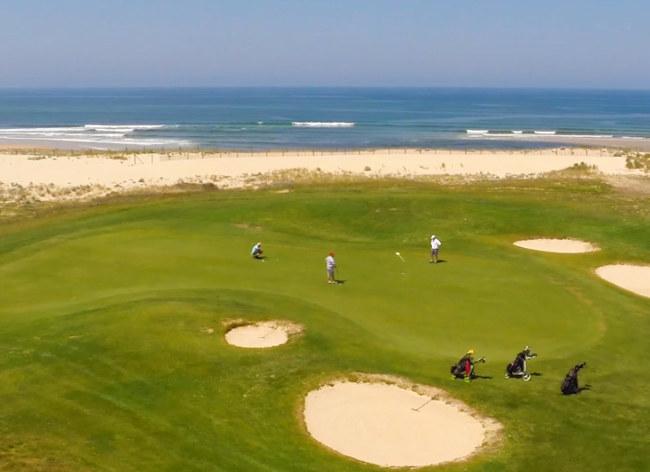 Moliets et Maa, Moliets - Beach Golf Setting