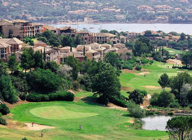 Riviera, Cap Esterel - 9 Hole Golf Course