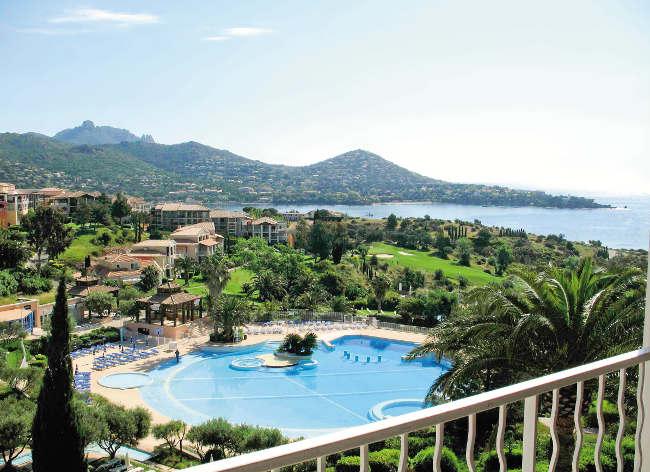 Riviera, Cap Esterel - Balcony View
