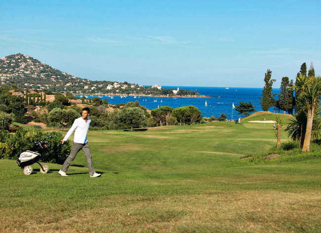 Riviera, Cap Esterel - Coastal Golf