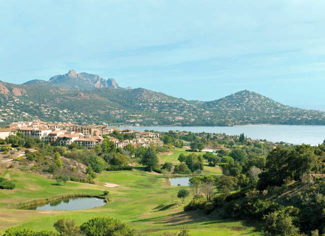 Riviera, Cap Esterel - Golf With A Stunning View