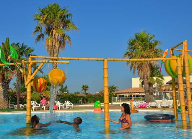 Vias, Domaine de la Dragonnière - Cuban Pool