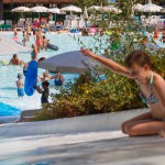 Altomincio Family Park Pool Slides