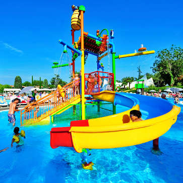 Bella Italia Splash Play