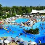 Bella Italia Water Park Aerial