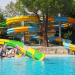 Bella Italia Large Water Slides