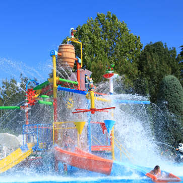 Bella Italia Water Splash Park