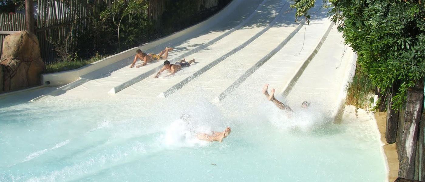 Canevaworld Water Slide