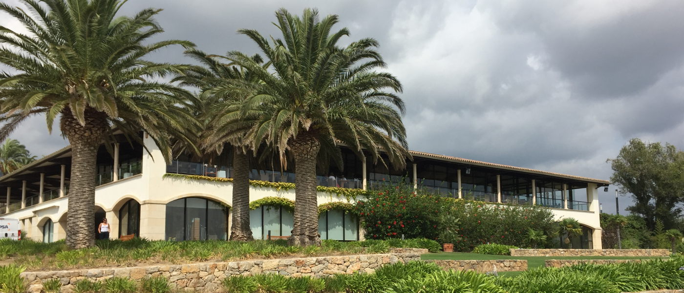 Costa Dorada Bonmont Golf Club Clubhouse