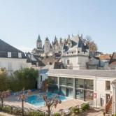 Loches Exterior and Pool Thumb
